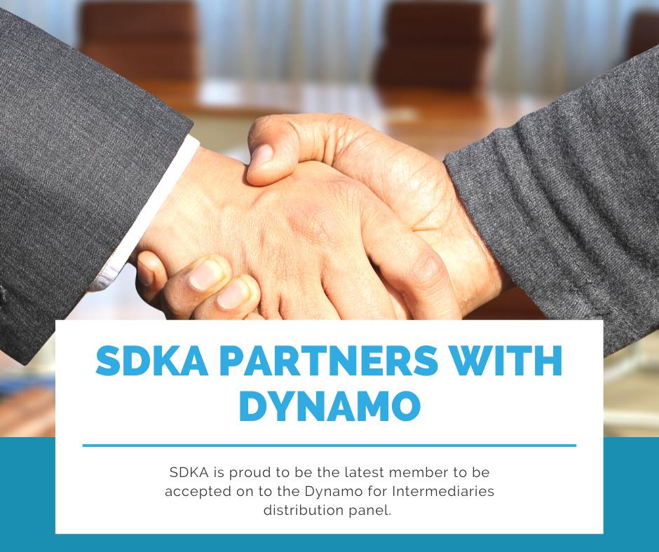 SDKA and dynamo for intermediaries