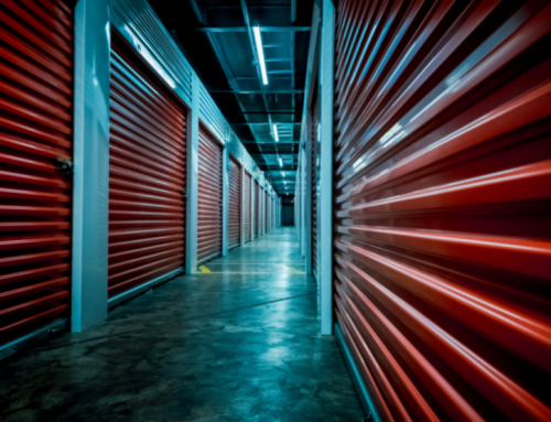 Industrial property purchase with IP involvement